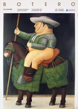 La Corrida Collectable Print by Fernando Botero