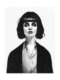 Mrs Mia Wallace Posters af Ruben Ireland