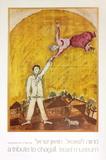 La Promenade Reproductions de collection par Marc Chagall