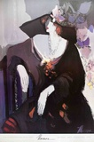Francesca Collectable Print by Isaac Maimon