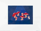 Walt Disney's Fantasia: The Chinese Dance Print