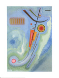 Leger Collectable Print by Wassily Kandinsky