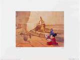 Walt Disney's Fantasia: The Sorcerer's Apprentice Prints