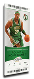 2008 NBA Finals Mega Ticket - Game 6, Pierce - Boston Celtics Stretched Canvas Print