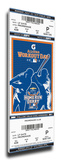 2013 MLB Home Run Derby Mega Ticket - New York Mets - Yoenis Cespedes Stretched Canvas Print