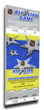 1999 NHL All-Star Game Mega Ticket, Lightning Host - MVP Gretzky Stretched Canvas Print