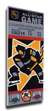 1996 NHL All-Star Game Mega Ticket, Bruins Host - MVP Bourque Stretched Canvas Print