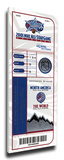 2001 NHL All-Star Game Mega Ticket, Avalanche Host - MVP Guerin Stretched Canvas Print