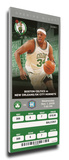 Rajon Rondo NBA Debut Mega Ticket - Boston Celtics Stretched Canvas Print