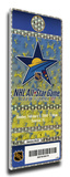 2003 NHL All-Star Game Mega Ticket, Lightning Host - MVP Dany Heatley Stretched Canvas Print