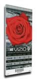 2013 Rose Bowl Mega Ticket - Stanford Cardinals Stretched Canvas Print