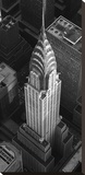 Chrysler Building, NYC Stretched Canvas Print by Cameron Davidson