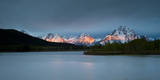 Grand Tetons, Wy: Sunrise at Oxbow Bend Photographic Print by Brad Beck
