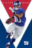 New York Giants - V Cruz 14 Posters