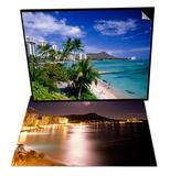 Waikiki Beach, HI & Waikiki Beach and Diamond Head, HI Set Prints by Tomas del Amo
