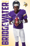 Minnesota Vikings - T Bridgewater 14 Plakater