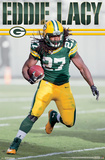 Green Bay Packers - E Lacy 14 Posters