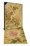 Plum Blossom and Camelias & Peony Set Prints by Yun Shouping