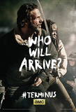 The Walking Dead - Terminus Rick and Michonne Prints