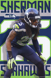 Seattle Seahawks - R Sherman 14 Poster
