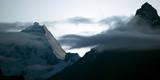 Dawn, Cordillera Blanca, Peruvian Andes Photographic Print by Bennett Barthelemy