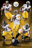 Pittsburgh Steelers - Team 14 Posters