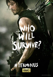 The Walking Dead - Terminus Daryl Posters