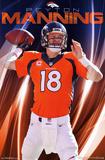 Denver Broncos - P Manning 14 Affiches