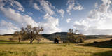 An Old Homestead in the Grasslands of the Flathead Indian Reservation, Lake County, Montana Photographic Print by Steven Gnam