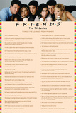Friends - Things I Learned Prints