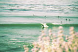 The Surfing Lifestyle on the California Coast Photographic Print by Daniel Kuras