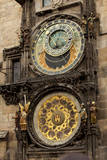 Astronomical Clock in Old Town Square in Prague, Czech Republic Photographic Print by Carlo Acenas