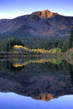 Fallen Leaf Lake Lake Tahoe, California Photographic Print by Justin Bailie