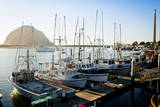 The Beautiful Scenes of Morro Bay, California Photographic Print by Daniel Kuras