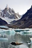 Laguna Torre and Cerro Torre, Patagonia Argentina Photographic Print by Bennett Barthelemy