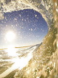 Surfers and the Waves They Ride Photographic Print by Daniel Kuras