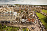 Aerial View of Cambridge, England Photographic Print by Carlo Acenas