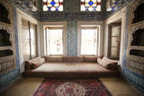 Baghdad Pavilion Room of the Topkapi Palace in Istanbul, Turkey Photographic Print by Carlo Acenas