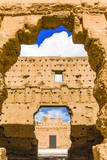 Ruins of the 16th Century El Badi Palace, Marrakech, Morocco Photographic Print by Nico Tondini