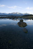 Tide Pools and Peaks Near Haines, Alaska Photographic Print by Erik Johnson