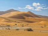 """""""Mama Dune"""" at Sossusvlei, Namibia Photographic Print by Frances Gallogly"""