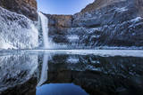 The Beautiful, 180+ Foot Palouse Falls in Eastern Washington State Photographic Print by Ben Herndon