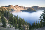 Crater Lake National Park, Oregon Photographic Print by Justin Bailie