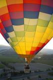 Hot Air Ballooning in Napa Valley California Photographic Print by Greg Boreham