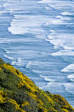 Beach and Coastline on the Pacific Ocean Near Florence, Oregon Photographic Print by Sergio Ballivian