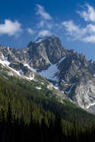 Mt. Stuart, Okanogan-Wenatchee National Forest, Washington, USA Photographic Print by Roddy Scheer