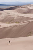 The Great Sand Dunes National Park Near Alamosa, Colorado Photographic Print by Sergio Ballivian
