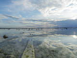 Gili Trawangen Islands at Sunset Photographic Print by Kristi Knupp