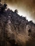 Malibu Creek, Mulholland Highway, California Photographic Print by Matt Dames
