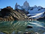 Fitz Roy Range, Andes, Patagonia Argentina Photographic Print by Maureen Eversgerd